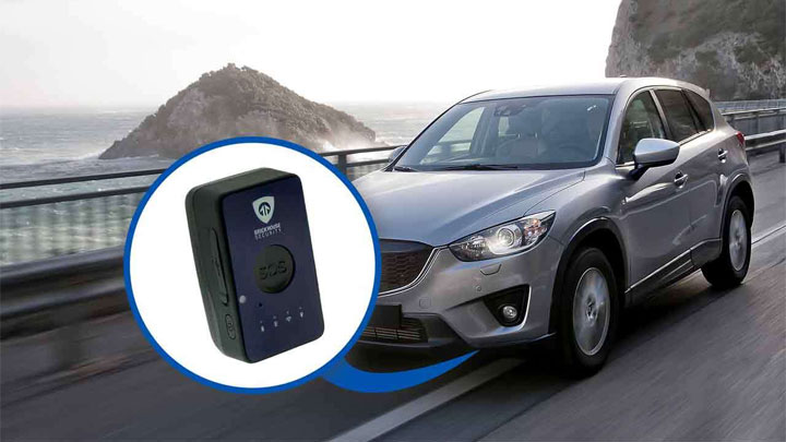 GPS Tracking For A Car